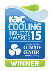Cooling Industry Awards 2015