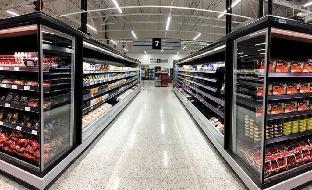 what is display refrigeration